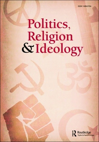 'Intersectionality, International Relations and the Possibility of Religion Policy'